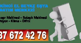 Bakırköy İkinci El Beyaz Eşya Alanlar 11