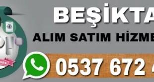 Beşiktaş'ta İkinci El Eşya Alanlar 1