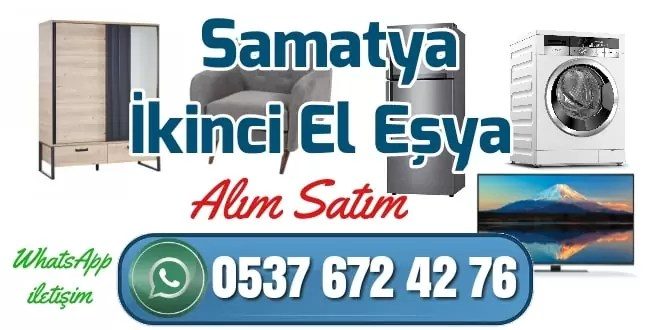 Samatya İkinci El Eşya Alanlar 1