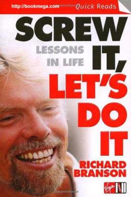 Ebook Screw It, Let's Do It: Lessons In Life (Quick Reads)