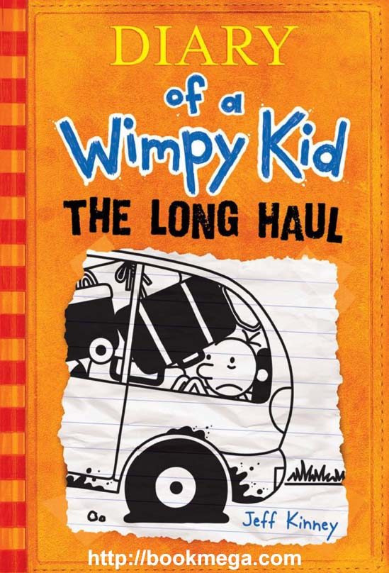 Diary of a Wimpy Kid Book: The Long Haul (Book 9)