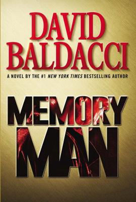 Memory Man ebook EPUB/PDF/PRC/MOBI/AZW3 by David Baldacci