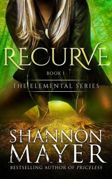 Recurve ebook EPUB/PDF/PRC/MOBI/AZW3 by Shannon Mayer