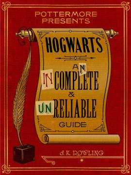 Hogwarts: An Incomplete and Unreliable Guide ebook epub | pdf | prc | mobi | azw3