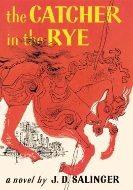 The Catcher in the Rye by J. D. Salinger ebook epub/pdf/prc/mobi/azw3 download