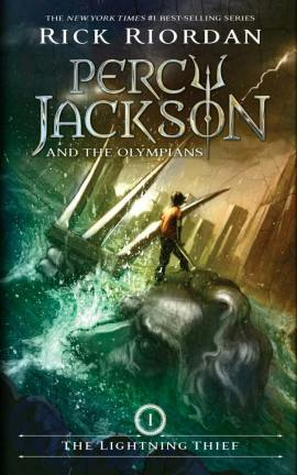 The Lightning Thief by Rick Riordan ebook epub/pdf/prc/mobi/azw3 download