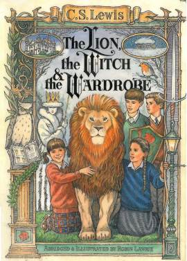 The Lion, the Witch and the Wardrobe by C. S. Lewis ebook epub/pdf/prc/mobi/azw3 download free