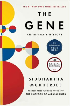 The Gene: An Intimate History ebook epub/pdf/prc/mobi/azw3 download free