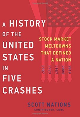 A History of the United States in Five Crashes ebook epub/pdf/prc/mobi/azw3