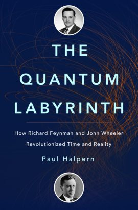 The Quantum Labyrinth ebook epub/pdf/prc/mobi/azw3 download free