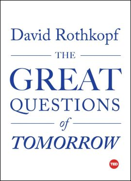 The Great Questions of Tomorrow (TED Books) ebook epub/pdf/prc/mobi/azw3 download free