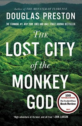 The Lost City of the Monkey God ebook epub/pdf/prc/mobi/azw3 download free