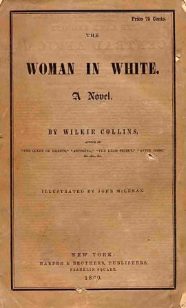The Woman in White ebook epub/pdf/prc/mobi/azw3 download free