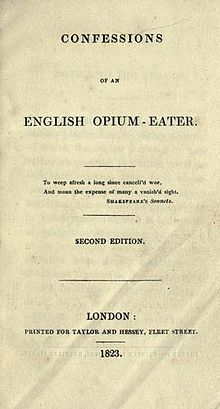 Confessions of an English Opium-Eater ebook epub/pdf/prc/mobi/azw3 download free