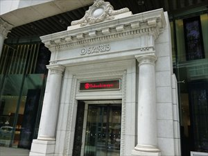 高島屋日本橋店のバリアフリー