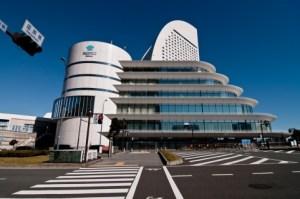 パシフィコ横浜・海の駅ぷかりさん橋バリアフリー情報