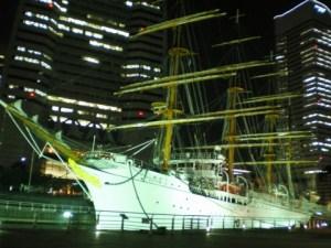 横浜みなと博物館・帆船日本丸バリアフリー情報