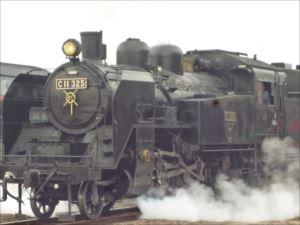 SLが走る真岡鉄道