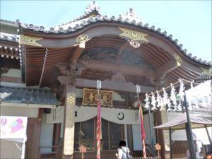 長国寺・鷲神社