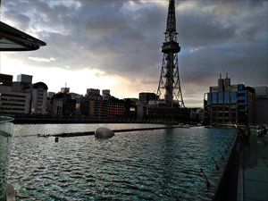 車椅子で行く名古屋 オアシス21 バリアフリー情報