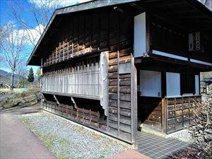 車椅子で行く木曽路 道の駅木曽福島・奈良井木曽の大橋