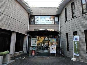 車椅子で行く 板橋区立郷土資料館 バリアフリー情報