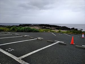 城ケ島西側のバリアフリー状況