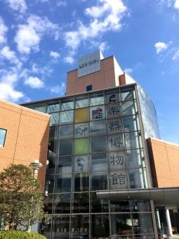 浜松市楽器博物館 車椅子からみたバリアフリー情報