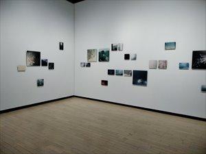 川内倫子」氏の作品だけは、写真撮影可