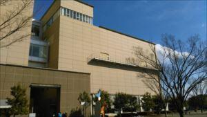 産業技術総合センターと彩の国ビジュアルプラザ