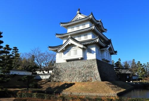 行田市バリアフリー観光情報 車椅子で行く 忍城と水城公園