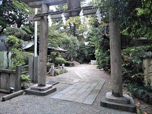水稲荷神社のバリアフリー状況
