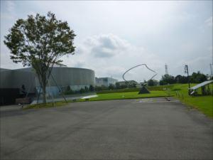 資生堂掛川工場「アートハウス」と「企業資料館」バリアフリー情報