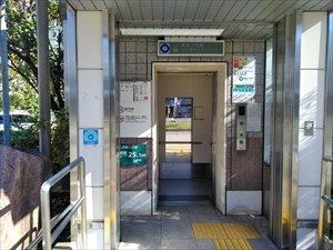 巣鴨駅と周辺のバリアフリー状況