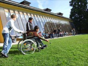 重度の身体障がいがある人のためのスポーツ「ボッチャ」の概要