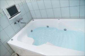重度重複障がい者の家庭での入浴介助 家族の注意事項