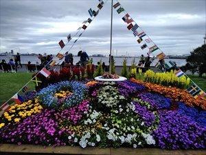 横浜の春恒例イベント 花のフェア