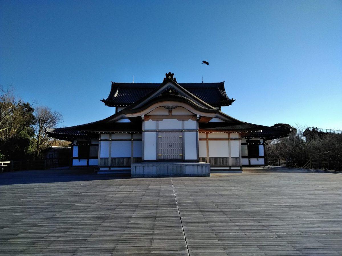 京都 将軍塚青龍殿 車椅子参拝ガイド バリアフリー情報