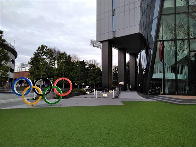 日本オリンピックミュージアム 車椅子からみたバリアフリー情報