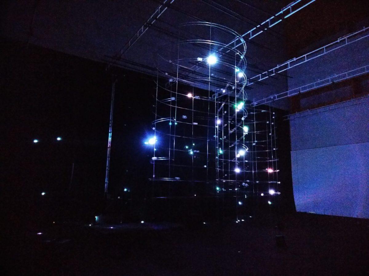 東京都現代美術館「ライゾマティクス」展 バリアフリー情報