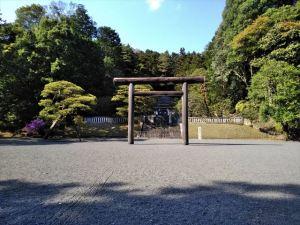 天皇陵 武蔵陵墓地
