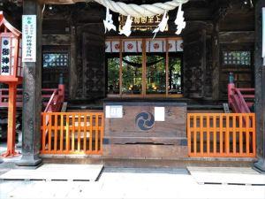 上野國総鎮守 上野総社神社