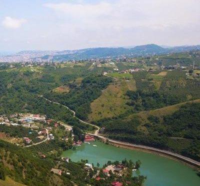 Trabzon'da En İyi Kamp Alanları
