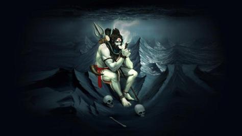 Shiva, the most 'popular' god is a stoner