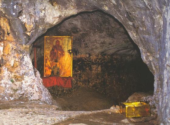 Αποτέλεσμα εικόνας για Όσιος Ιωάννης ο Ερημίτης και οι συν αυτώ 98 Θεοφόροι Πατέρες (†7 Οκτωβρίου)