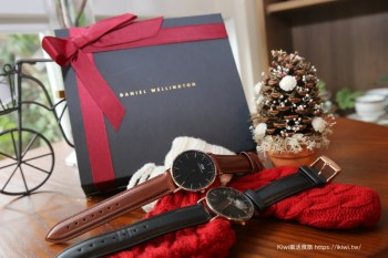 DW手錶禮盒推薦|Daniel Wellington 12月聖誕節活動限定錶款送錶帶,輸入折扣碼下殺85折!