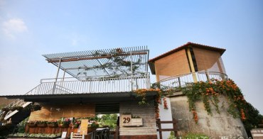 南投29號花園139線道上坐擁180度美景、假日限定澳洲茶樹迷宮(微熱山丘市集附近)