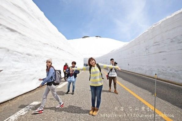 【日本北陸六日行】日本最後秘境 立山黑部雪壁行之難民初體驗(換六種交通工具 )一日遊