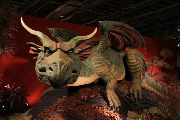 【台中展覽】走入侏儸紀的世界中,台中世貿日本特展白堊紀恐龍特展~一起來地球大冒險啊!