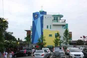 【南投市區】中台灣百萬夜景之星月天空高鐵夜景景觀餐廳